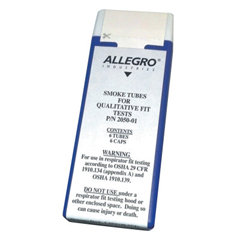 ALG037-2050-01 - AllegroDeluxe Pump Smoke Test Kit Replacement Tubes, 6 Per Box