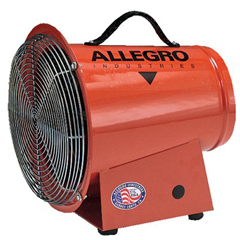 ALG037-9513 - Allegro - AC Axial Blowers
