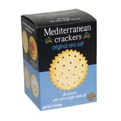 BFG64863 - Natural NectarOriginal Sea Salt Mediterranean Crackers