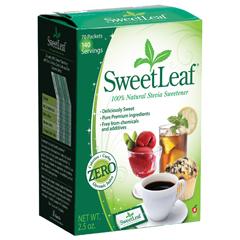 BFG67036 - Sweet LeafStevia Plus Sweetener Packets