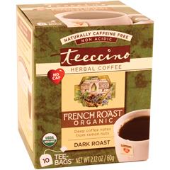 BFG66700 - TeeccinoFrench Roast Beverage, Caffeine Free