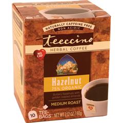 BFG66703 - TeeccinoHazelnut Mediterranean Beverage, Caffeine Free