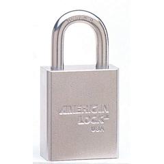 AML045-A7200KD - American LockSteel Padlocks (Square Body with Tubular Cylinder)