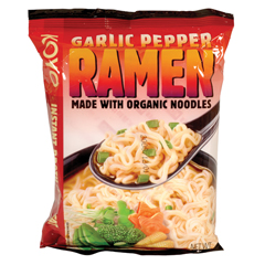 BFG34776 - Koyo FoodsGarlic Pepper Ramen