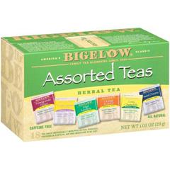 BFG28245 - BigelowSix Assorted Herbal Teas