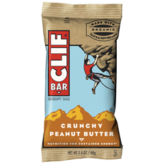 BFG30479 - Clif BarCrunchy Peanut Butter Clif Bar