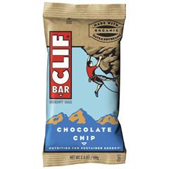 BFG30475 - Clif BarChocolate Chip Clif Bar