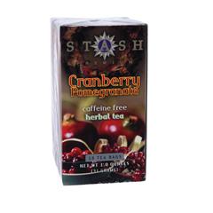 BFG66553 - Stash TeaCranberry Pomegranate Herbal Tea