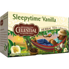 BFG20904 - Celestial SeasoningsSleepytime Vanilla Herbal Tea