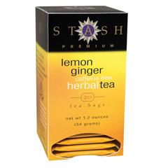 BFG29256 - Stash TeaLemon Ginger Herbal Tea