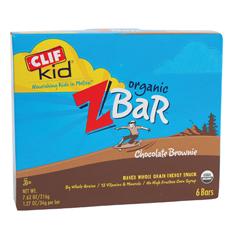 BFG31863 - Clif BarChocolate Brownie Clif Kid Zbar