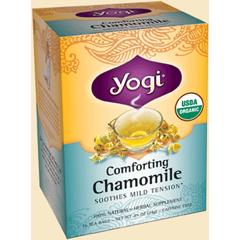 BFG28169 - Yogi TeasComforting Chamomile Tea
