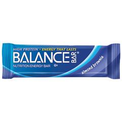 BFG30439 - Balance Bar CompanyBalance Original Almond Brownie Bar