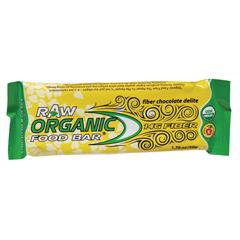 BFG34010 - Organic Food BarFiber Chocolate Delite Raw Organic Food Bar
