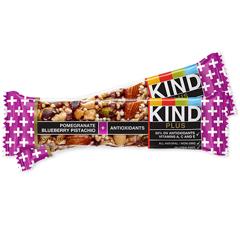 BFG31103 - KindPomegranate Blueberry Pistachio + Antioxidants Bar