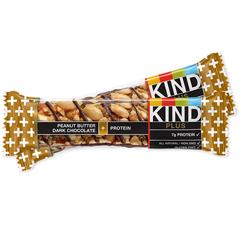 BFG31106 - KindPeanut Butter Dark Chocolate + Protein Bar