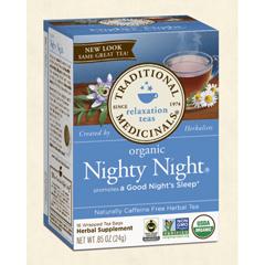 BFG29005 - Traditional MedicinalsOrganic Nighty Night® Tea