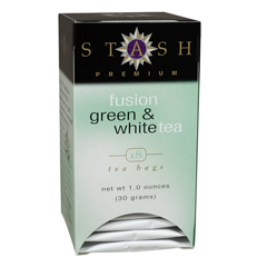 BFG29252 - Stash TeaFusion Green & White Tea