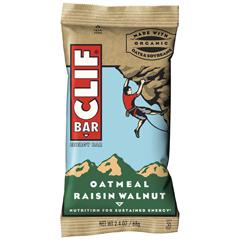 BFG31866 - Clif BarOatmeal Raisin Walnut Clif Bar