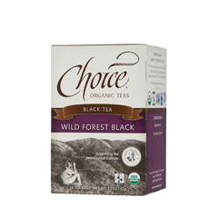 BFG21182 - Choice Organic TeasFair Trade Wild Forest Black Tea