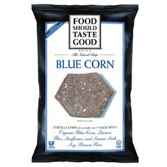 BFG29703 - Food Should Taste GoodBlue Corn Tortilla Chips