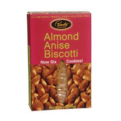 BFG62457 - Pamela's ProductsAlmond Anise Biscotti