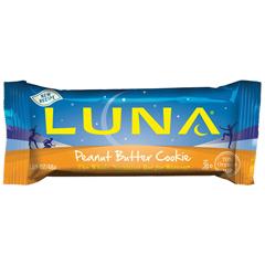 BFG31881 - Clif BarPeanut Butter Cookie Luna Bar