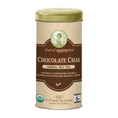 BFG62423 - Zhena's Gypsy TeaChocolate Chai Herbal Red Tea