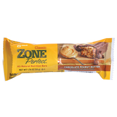 BFG31750 - Zone PerfectChocolate Peanut Butter Bar