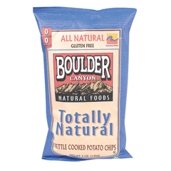 BFG35761 - Boulder CanyonTotally Natural Kettle Chips