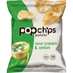 BFG39854 - PopchipsSour Cream & Onion Chips