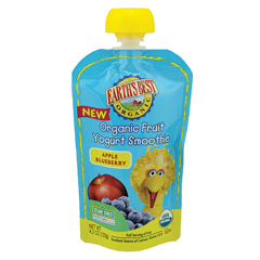 BFG54892 - Earth's BestApple Blueberry Fruit Yogurt Smoothie