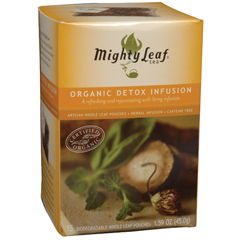BFG63290 - Mighty LeafOrganic Detox Infusion Tea
