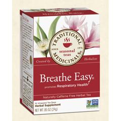 BFG29001 - Traditional Medicinals - Breathe Easy® Tea