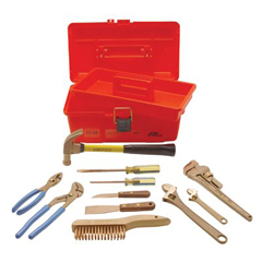 AST065-M-48 - Ampco Safety Tools12 Piece Tool Kits