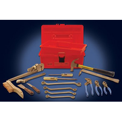 AST065-M-49 - Ampco Safety Tools17 Piece Tool Kits