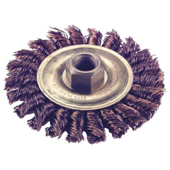 AST065-WB-60KT - Ampco Safety Tools - Knot Wire Wheel Brushes