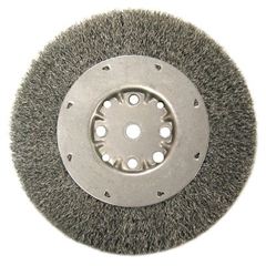 ANB066-01544 - Anderson BrushMedium Face Crimped Wire Wheels-DMX Series-1 Dense Section