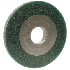ANB066-01654 - Anderson BrushAnderbond™ Encapsulated Medium Face Crimped Wire Wheels-DA Series-Carbon Steel