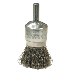 ANB066-07571 - Anderson BrushCrimped Wire Solid End Brushes-NSN Series