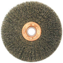 ANB066-09033 - Anderson BrushSmall Diameter Wire Wheels-SS Series-Single Sections