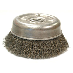 ANB066-10325 - Anderson BrushCrimped Wire Cup Brush For Small Angle Grinders-UC & UCX Series