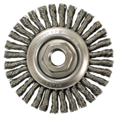 ANB066-11110 - Anderson BrushStringer Bead Knot Wire Wheels-STCM Series-Very Narrow Face