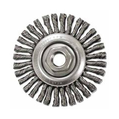 ANB066-11215 - Anderson BrushStringer Bead Knot Wire Wheels-STCM Series-Very Narrow Face