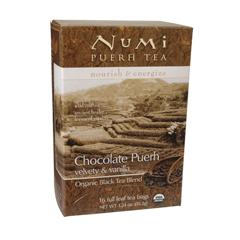 BFG20359 - NumiChocolate Pu-erh Black Tea Blend