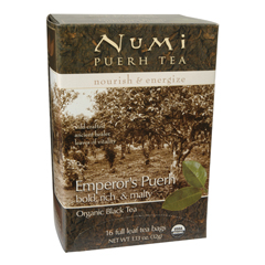 BFG20358 - NumiEmperors Pu-erh Black Tea