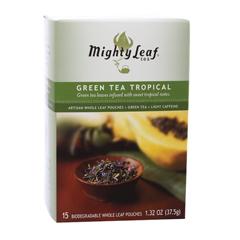 BFG21315 - Mighty LeafGreen Tea Tropical