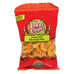 BFG65487 - Inka CropsChile Picante Plantain Chips