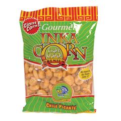 BFG34441 - Inka CropsChile Picante Gourmet Roasted Corn Snacks