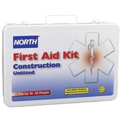 NOR068-019732-0019L - North SafetyConstruction First Aid Kits